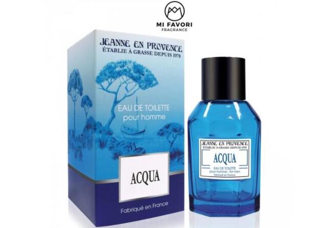 法国小众品牌香水好吗?Jeanne En Provence是法国的吗?
