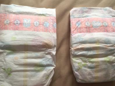 花王纸尿裤本土和国内有什么不同?谁能对比一下?
