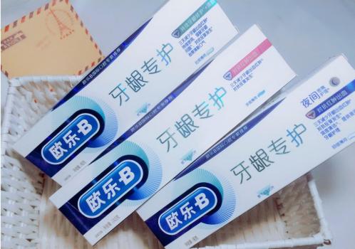 欧乐B排浊泡泡牙膏评测?能改善牙龈出血吗?