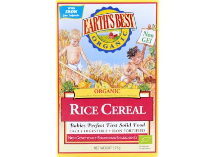 婴儿辅食选米粉 这几款婴儿米粉了解一下