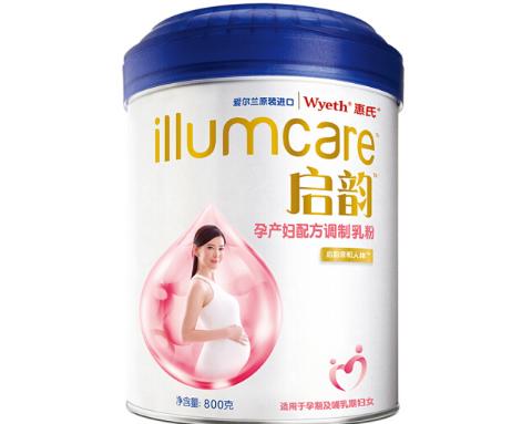 惠氏启韵孕妇奶粉 来自一个资深孕妈的推荐