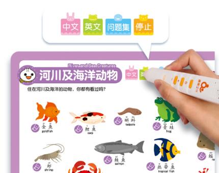 为孩子打造爱上学习的氛围 儿童学习产品推荐