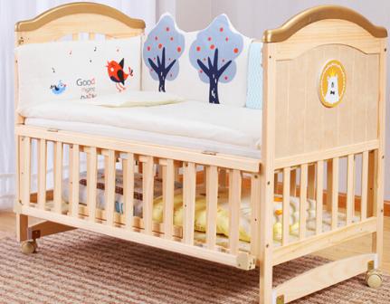 宝宝睡眠不容忽视 婴儿床推荐榜