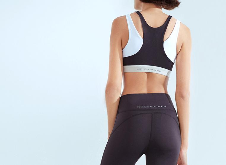 好物分享——什么样的运动服 女生穿着健身又美又吸睛