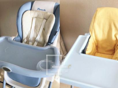 pouch和宜家宝宝餐椅哪款好?