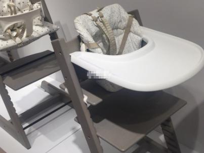 宝宝品牌中的爱马仕?Stokke宝宝餐椅如何?