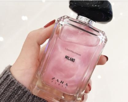 zara粉流沙香水怎么样?味道好闻吗?