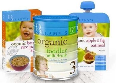 适合小宝宝喝的澳洲5款奶粉?