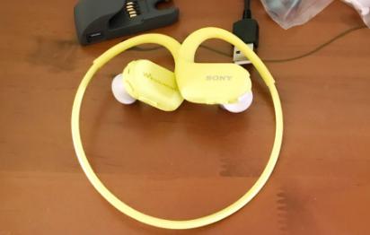 sony耳机怎么样?真的防水吗?