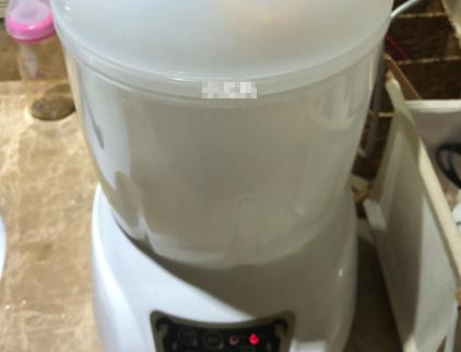 小白熊奶瓶消毒器有烘干功能?