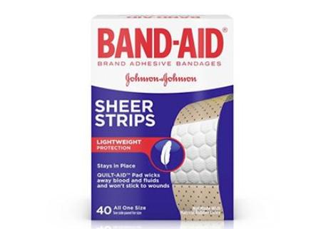 band-aid创口贴好吗?密封性如何?