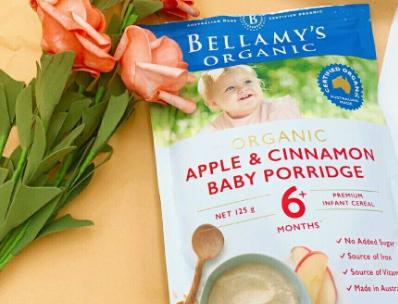 贝拉米米粉推荐?对宝宝消化有帮助吗?