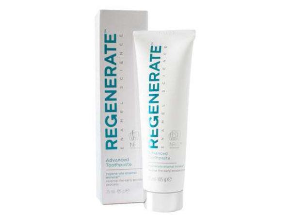 regenerate牙膏美白吗?regenerate牙膏什么味道?