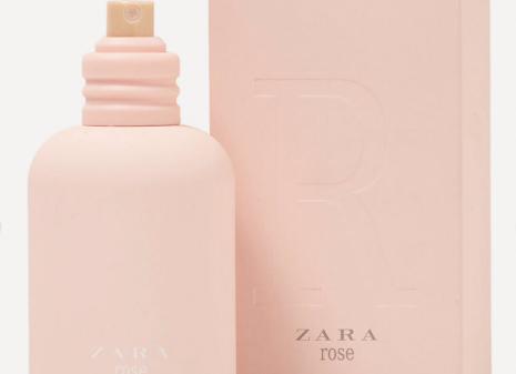 zara rose香水味道?什么香型?
