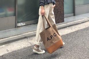 apc帆布包好吗?可以沾水吗?