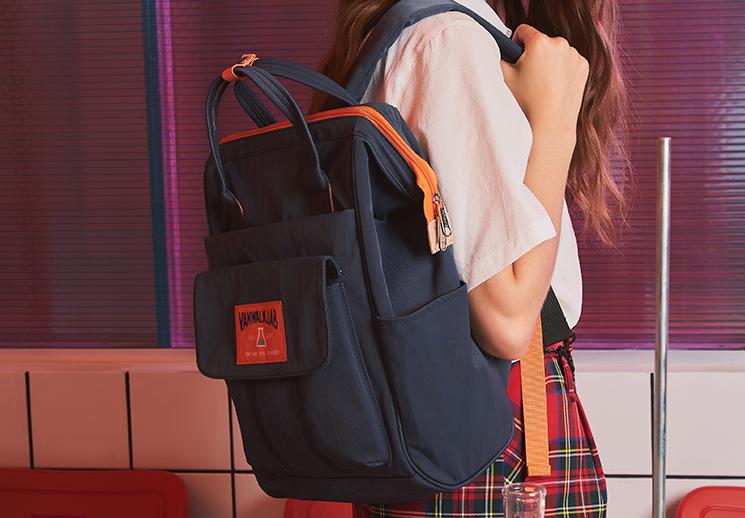 网红背包有哪些牌子?推荐一款好颜值运动背包?
