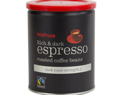 Waitrose黑咖啡减肥效果好吗?什么风味?