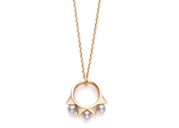 tasaki珍珠项链坠图片?谁能介绍一下珍珠项链怎么选?