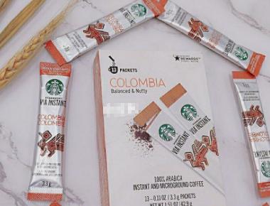 星巴克哥伦比亚速溶咖啡怎么用?提神吗?
