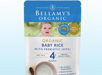 贝拉米婴儿米粉配料?贝拉米米粉成分好不好?