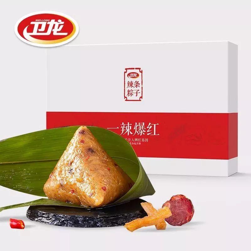 端午粽子大战:小罐茶五芳斋、三只松鼠、榴莲西施、喜茶、卫龙