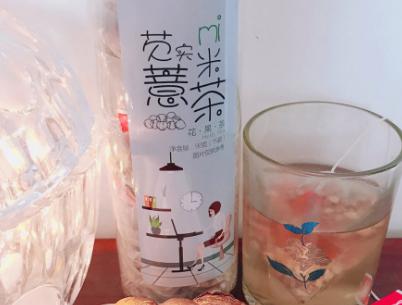 芡实薏米茶的功效与作用?五谷磨房的好不好?