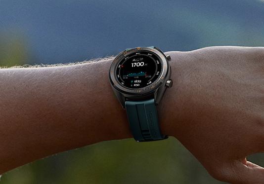 华为watch gt售价多少?华为watch gt智能手表可以连接微信吗?