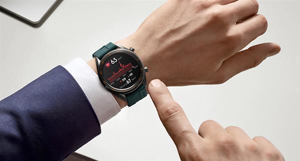 从运动监测到健康守护 华为智能穿戴产品三倍速增长的秘密