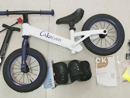 儿童平衡车怎么选择?Cakalyen儿童平衡车设计好吗?