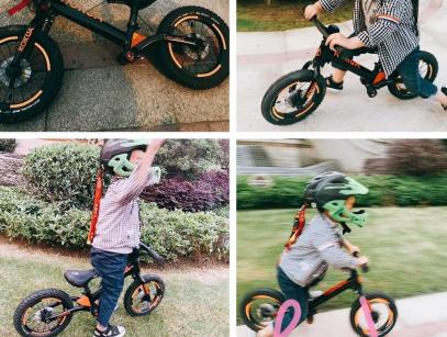 儿童平衡车尺寸怎么选?不同年龄的宝宝适合什么尺寸?