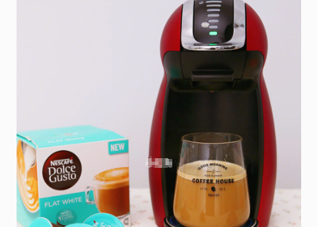 雀巢多趣酷思胶囊咖啡机使用方法?口感好吗?