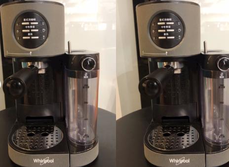 惠而浦咖啡机使用教程?咖啡口感怎么样?