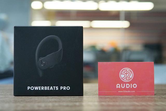 真机开箱:POWER BEATS PRO,支持语音唤醒Siri,左右耳独立使用