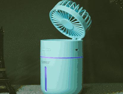 奥睿科小风扇怎么样?奥睿科加湿器小风扇使用测评?