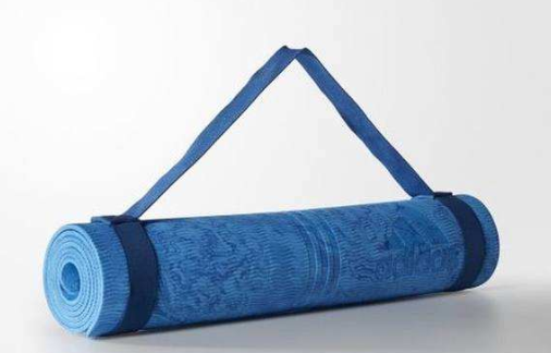adidas瑜伽垫怎么样?adidas瑜伽垫防滑设计好吗?