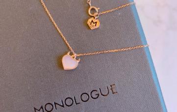 monologue项链怎么样?monologue女士项链那个款式好看?