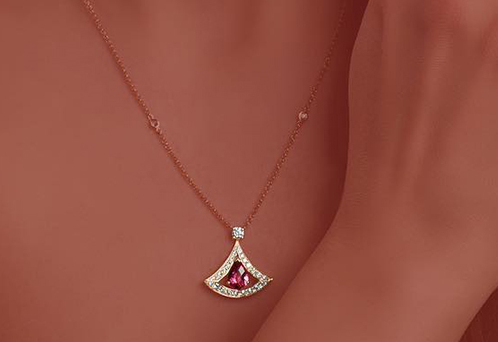宝格丽哪款项链漂亮?宝格丽女士项链哪个颜色好看?