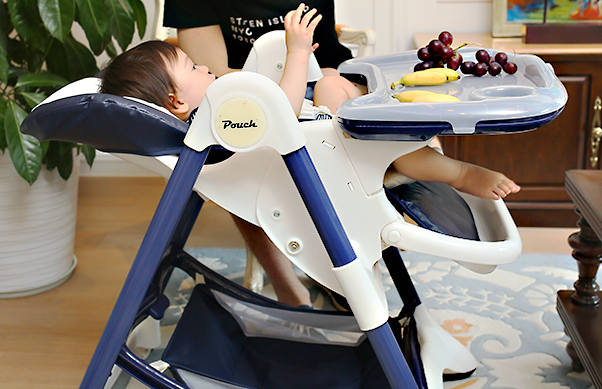 pouch宝宝餐椅如何?pouch宝宝餐椅有什么优点?