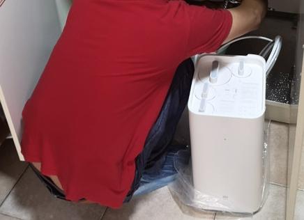 小米厨下式净水器缺点?净化水口感好吗?