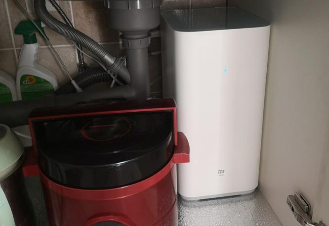 小米厨下式净水器滤芯更换?净化效果好吗?