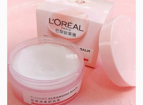 欧莱雅卸妆膏成分?正确的使用方法呢?