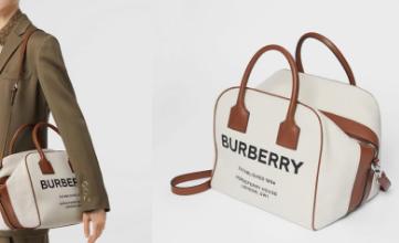 burberry帆布包有几款?burberry帆布包哪款好?