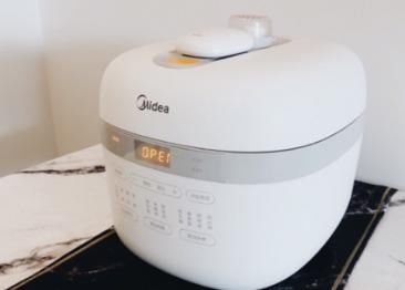 美的电压力锅口感说明?值得入手吗?