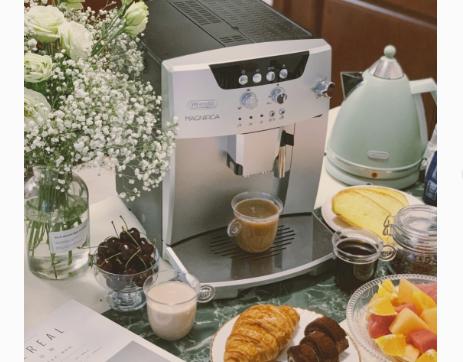 德龙全自动咖啡机如何正确打奶泡?操作简单吗?