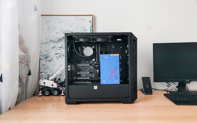 一千块买台主机,还有正版win10,让你的显示器秒变一体机