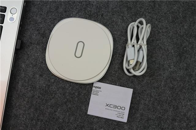 雷柏M550绝对是支持无线充电鼠标最便宜的一款了,性价比划算