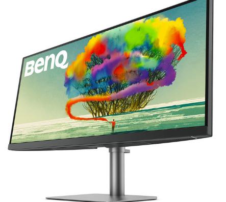 明基发布专业级PD3420Q设计屏:专为精准色彩的专业人士打造