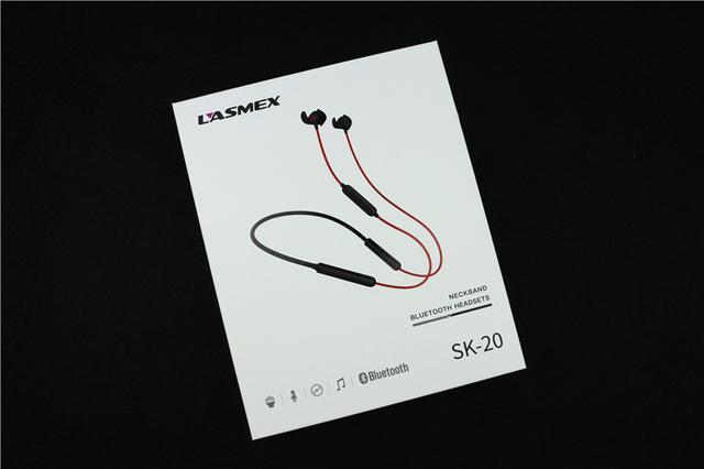 德国大师专业调音+仿生鲨鱼鳍设计,勒姆森SK-20挂脖蓝牙耳机