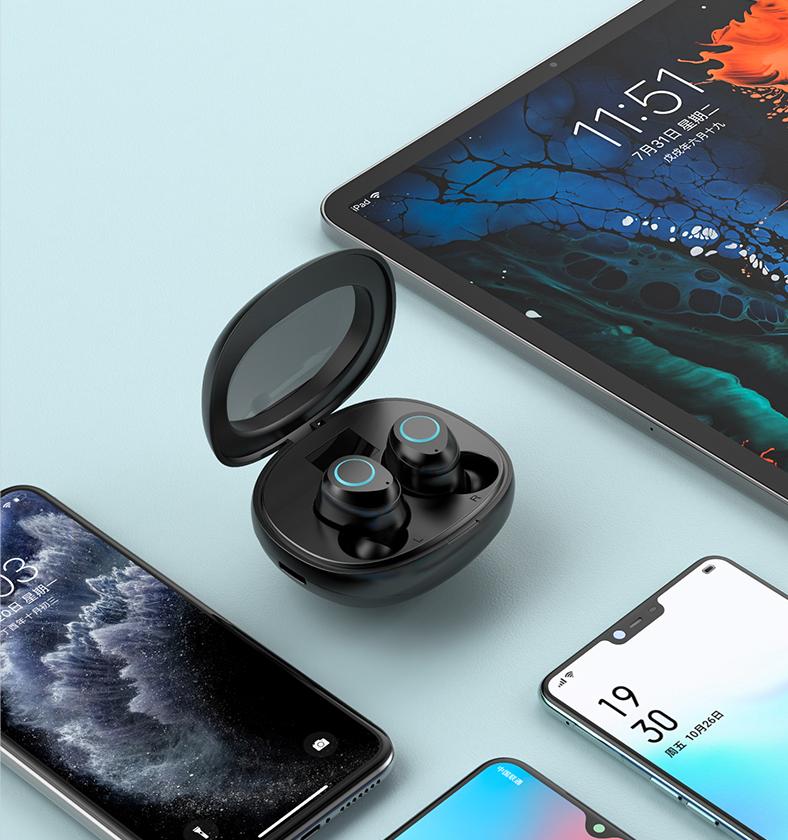 国产蓝牙耳机狂虐苹果AirPods,西圣I07蓝牙耳机怒撕高价品牌