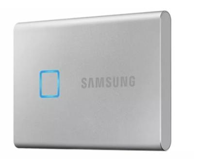 三星推出T7 Touch移动SSD:搭载指纹传感器